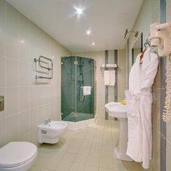 Гостиница Яхонты Ногинск 4* Люкс с двуспальной кроватью фото 8