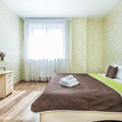 Апартаменты Central Park в центре Тюмени Улучшенные апартаменты с различными типами кроватей фото 4