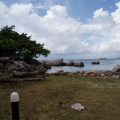 Отель Ocean View Resort Koh Tao Таиланд, Мэй-Хаад-Бэй - отзывы, цены и фото номеров - забронировать отель Ocean View Resort Koh Tao онлайн пляж