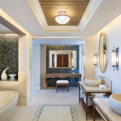 Отель The St. Regis Mauritius Resort 5* Люкс Beachfront grand с различными типами кроватей фото 5