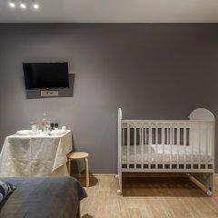 Гостиница Квартира Две Подушки на Новотушинской 4 Стандартный номер с различными типами кроватей фото 7