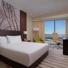 Гостиница DoubleTree by Hilton Moscow — Vnukovo Airport комната для гостей фото 6