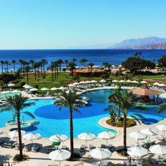 Отель Movenpick Resort Taba пляж