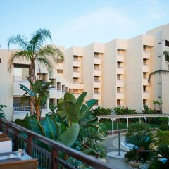 Capo Bay Hotel Протарас балкон фото 2