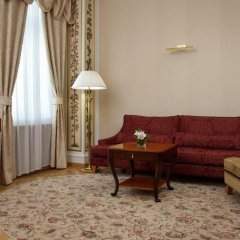 Гостиница Hilton Москва Ленинградская 5* Люкс Ambassador с различными типами кроватей фото 2