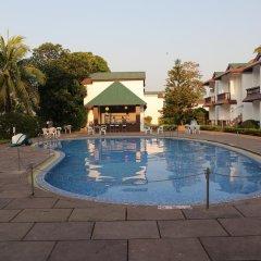 Отель Bollywood Sea Queen Beach Resort Индия, Гоа - отзывы, цены и фото номеров - забронировать отель Bollywood Sea Queen Beach Resort онлайн бассейн
