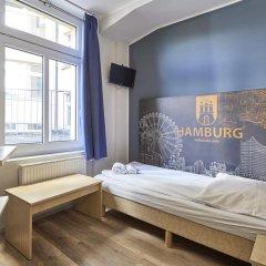 A&o Hotel Hamburg Hauptbahnhof Стандартный номер фото 6