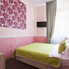 Мини-Отель Искра Стандартный номер разные типы кроватей фото 13