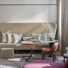 Отель Mandarin Oriental, Milan 5* Люкс Milano с различными типами кроватей фото 2