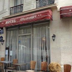 Monnier Hotel Париж вид на фасад фото 2