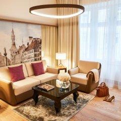 Hotel Vier Jahreszeiten Kempinski München 5* Улучшенный люкс с различными типами кроватей фото 3