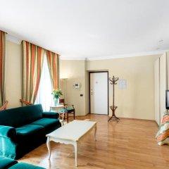 Отель Residence St. Andrew's Palace 4* Улучшенный люкс фото 4