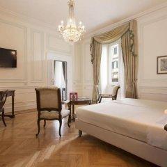 Hotel Quirinale 4* Люкс с различными типами кроватей фото 2