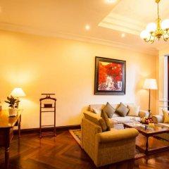 Hotel Majestic Saigon 4* Люкс с различными типами кроватей фото 2