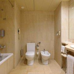 Hotel Real Parque 4* Стандартный номер двуспальная кровать фото 3