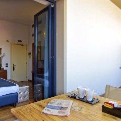Grand Hotel Tiberio 4* Улучшенный номер с различными типами кроватей фото 6