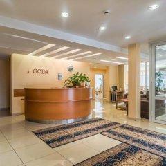 Отель A.V.Goda интерьер отеля