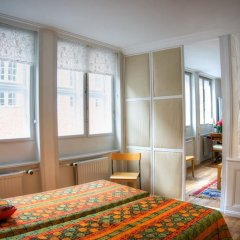 Отель Magstræde Central Apartment Дания, Копенгаген - отзывы, цены и фото номеров - забронировать отель Magstræde Central Apartment онлайн комната для гостей фото 4