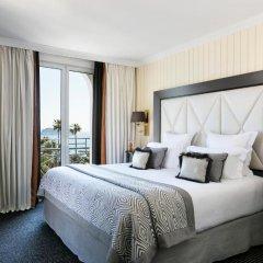 Hotel Barriere Le Majestic 5* Номер Делюкс с различными типами кроватей