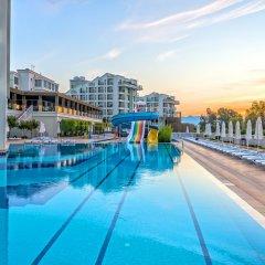 Отель Royal Atlantis Spa & Resort - All Inclusive Сиде бассейн