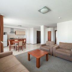 Гостиница Комплекс апартаментов Комфорт Апартаменты с различными типами кроватей фото 18
