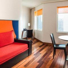 Отель Aparthotel Adagio Paris Centre Tour Eiffel 4* Апартаменты с различными типами кроватей