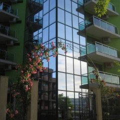 Отель L&B Солнечный берег вид на фасад фото 4
