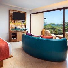 Отель W Costa Rica - Reserva Conchal 3* Номер Fabulous escape с различными типами кроватей фото 2
