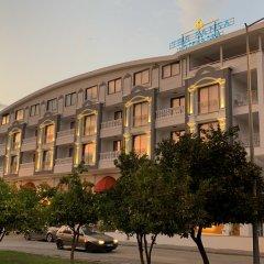 The Sansa Hotel & Spa Турция, Сиде - отзывы, цены и фото номеров - забронировать отель The Sansa Hotel & Spa онлайн вид на фасад фото 7