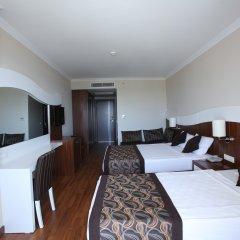 Отель Throne Beach Resort & SPA Титреенгёль комната для гостей