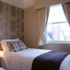 Отель The Crescent Guest House комната для гостей фото 7