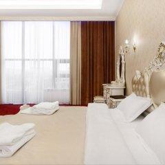 Гостиница Император Люкс с двуспальной кроватью фото 7