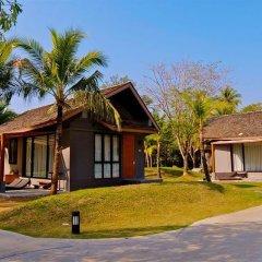 Отель Twin Lotus Resort and Spa - Adults Only Ланта вид на фасад фото 2