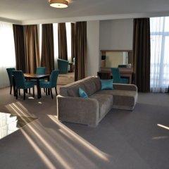 Гостиница Хрустальный Resort & Spa 4* Апартаменты с различными типами кроватей фото 7