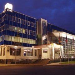 Гостиница IT Park вид на фасад фото 2