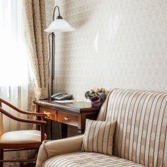 Гостиница Аркадия 4* Улучшенный номер разные типы кроватей фото 2