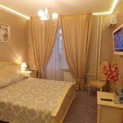 Отель Тройка Санкт-Петербург комната для гостей фото 4