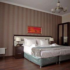 Апартаменты Горки Город Апартаменты комната для гостей фото 7