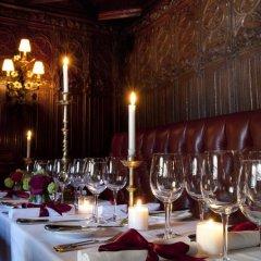 Отель The Witchery By The Castle Эдинбург питание фото 2
