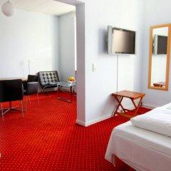 Hotel Nora Copenhagen Копенгаген комната для гостей фото 5