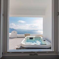 Отель Santorini Secret Suites & Spa 5* Люкс Premium с различными типами кроватей фото 10