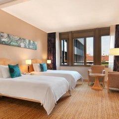 Отель Hilton Milan 4* Представительский люкс с различными типами кроватей