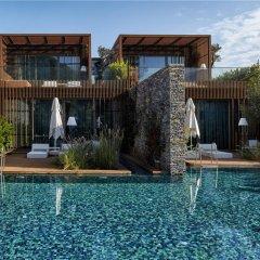Отель Maxx Royal Kemer Resort - All Inclusive 5* Люкс-дуплекс с двумя спальнями Maxx laguna с различными типами кроватей фото 9