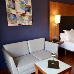 Отель Regente Aragón 4* Улучшенный номер с различными типами кроватей фото 3
