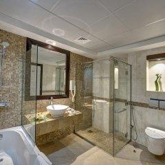 Grandeur Hotel Дубай ванная