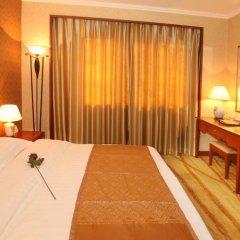 Отель Beijing Ping An Fu Hotel Китай, Пекин - отзывы, цены и фото номеров - забронировать отель Beijing Ping An Fu Hotel онлайн комната для гостей фото 2