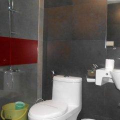 Отель Bollywood Sea Queen Beach Resort Индия, Гоа - отзывы, цены и фото номеров - забронировать отель Bollywood Sea Queen Beach Resort онлайн ванная