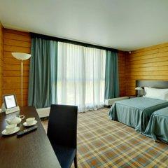 Гостиница LES Art Resort в Дорохово отзывы, цены и фото номеров - забронировать гостиницу LES Art Resort онлайн комната для гостей фото 2