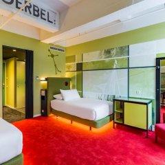 Отель Room Mate Bruno 4* Номер Basic с различными типами кроватей фото 3