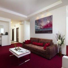 Гостиница City Sova 4* Люкс разные типы кроватей фото 7
